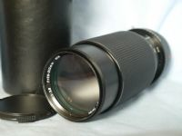 '  70-210mm -MINT- ' Canon FD Fit Cimko 70-210MM 3.8 Zoom Macro Lens -MINT- CASED £12.99